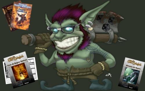 O Goblin e algumas de suas paixões