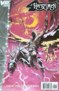 4 Cavaleiros do Apocalipse - Capa 1