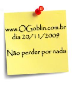 Visite www.OGoblin.com.br