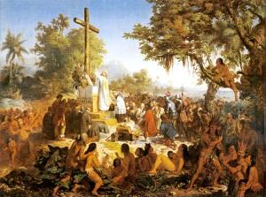 Primeira Missa aos Indios