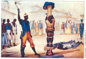 Tronco - Negros açoitados